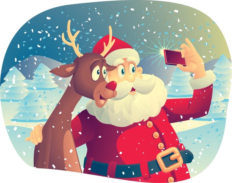 Deda Mraz i Rudolf Selfi